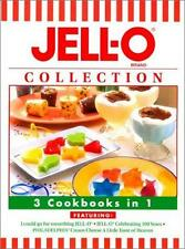Jell-O Collection : 3 Cookbooks in 1: I Could Go for Something Jell-O; Jell-O...