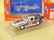 OPEL MANTA 400 RALLYE TOUR DE FRANCE AUTO 1983 G. FREQUELIN VITESSE 130 1:43