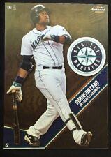MLB Fathead Tradeables Robinson Cano Seattle Mariners 2015