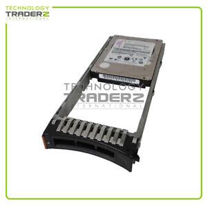 IBM 74Y6497 283GB 15K SAS 6G 2.5'' Hard Drive 74Y6482 74Y6480 W/ Blank Tray