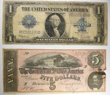 February 17th, 1864 Five Dollar Confederate Lot 213