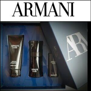 Arman Code Men Gift Set 50ml + 15ml Eau De Toilette