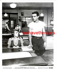Vintage Montgomery Clift HANDSOME SEXY TIGHT JEANS '51 PLACE IN SUN Portrait
