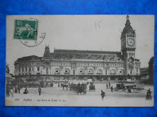 PARIS  :  La Gare de Lyon.......VO.1905.