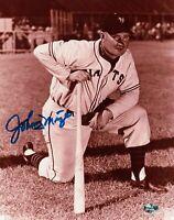 Johnny Mize Signed 8X10 Vintage Photo Autograph New York Giants Auto w/COA