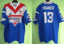 Maillot Rugby Puma Equipe de France à 13 Porté Vintage jersey - XL