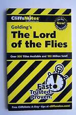 CliffsNotes on Golding's Lord of the Flies (Literature Guides) Paperback