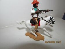 TIMPO WILD WEST COLLECTION MOUNTED 4TH SERIES COWBOY 1:32 SCALE