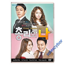 The Prime Minister and I Korean Drama (4DVDs) Excellent English & Quality