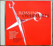 Carlo Rizzi Rossini Barbiere di Siviglia William Tell La Cenerentola Tancredi CD