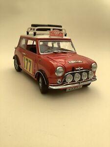 Kyosho Morris Mini Cooper 1275S 67 Rally