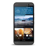 HTC One M8 - 16GB - Gunmetal Gray (Unlocked New) Smartphone