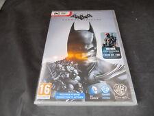 PC Game Batman Arkham Origins Brand New Sealed