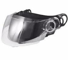 Torc T1 Face Shield for T1 Retro Helmet - Clear Smoke or Mirror