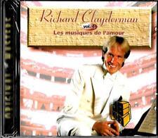 Richard Clayderman new/sealed cd album- Les Musiques de l'amour vol.4
