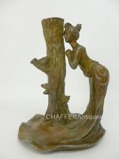 More details for unique Émile nestor joseph carlier (1849-1927) french spelter sculpture