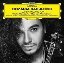Nemanja Radulovic - Tchaikovsky (NEW CD)