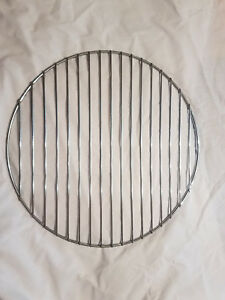 """NEW ROUND GRILL GRATE 15.5"""" BRINKMANN VERTICAL SMOKER  **FREE SHIPPING**"""