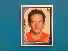 PANINI CHAMPIONS LEAGUE 2007 2008 - N.241 HARGREAVES MANCHESTER UNITED