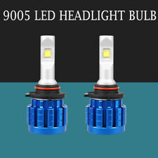 Super Bright 2PCS 9005 HB3 LED Headlights Bulbs HIGH BEAM 1300W 225000LM IP68 US