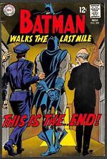 Batman #206 VG