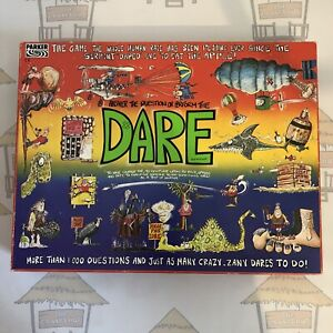 Parker Dare Board Game 1989 - Select Your Game Spare Parts & Pieces (279)