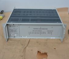 AUSTRON Datum Pulse DISTRIBUTION CHASSIS 1294 7output modules 1dual input buffer