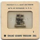 WWII US 35mm Recognition Slide Negative- Panzer- British- Bren Carrier Tank- #5