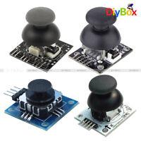 5/9Pin JoyStick Breakout Module Shield PS2 Joystick Game Controller Black/White