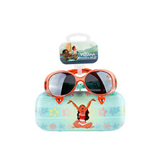 e70da80bc0 Disney Moana Sunglasses And Case for Kids- 100% UV Protection