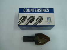 M.A.FORD - #79150001 60 DEGREE 6 FLUTE HSS COUNTERSINK