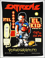 Extreme 1991 Porograffitti Large Back Patch Nuno Made In England