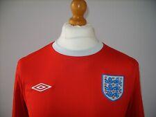 Camisa De Entrenamiento Grande Inglaterra Oficial Umbro