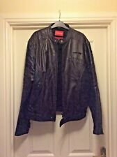 Firetrap Leather Jacket size large