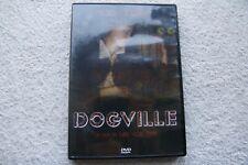 "DVD ""Dogville"". Avec Nicole Kidman."