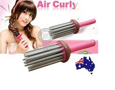 Airy Curl Styler Beauty Hair Make Up Curling Comb Fashion Wavy Hair Styling