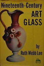 NINETEENTH-CENTURY ART GLASS - Ruth Webb Lee  1966