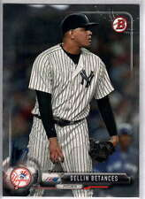 Dellin Betances 2017 Bowman #72 Yankees