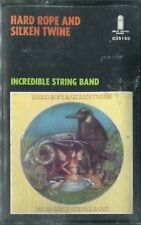 Hard Rope And Silken Twine - The Incredible String Band : Cassette Tape