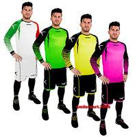 COMPLETO KIT PORTIERE LEGEA PROFESSIONALE Goalkeeper Line- Guardian (Delle Alpi)