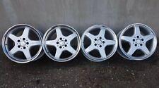 """Mercedes 17"""" 7.5/8.5J AMG AERO III alloy Wheels W201 W202 W203 W124 W208 W209"""