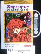 Sorcerer Hunters #1 - GN from Tokyopop