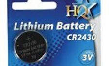 CR2430 X1 - PILE BOUTON - LITHIUM 3V - LIVRAISON RAPIDE