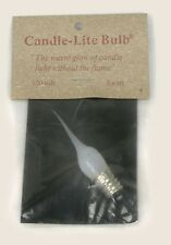 Silicone Dipped 3 Watt Mini Candle-Lite Light Bulb 3640851 / 3640852
