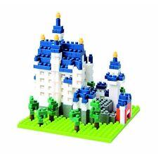 nanoblock - Schloss Neuschwanstein Castle - nano blocks by Kawada NBH-010