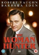 """The Woman Hunter""Barbara Eden, Robert Vaughn, Stuart Whitman Mystery RARE"