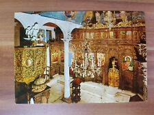 Schöne alte Ansichtskarte AK - turistkomerc Zagreb Kirche