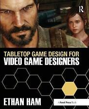 NEW Tabletop Game Design for Video Game Designers by Ethan Ham