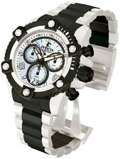 Invicta Reserve 48mm Swiss Made 13715 Chronograph Stainless Steel Bracelet New