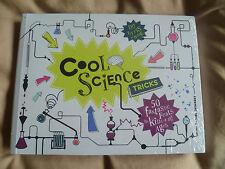 Cool Science Tricks Daniel Tatarsky Cool Maths 50 Facts Katie Hewett 2 Books